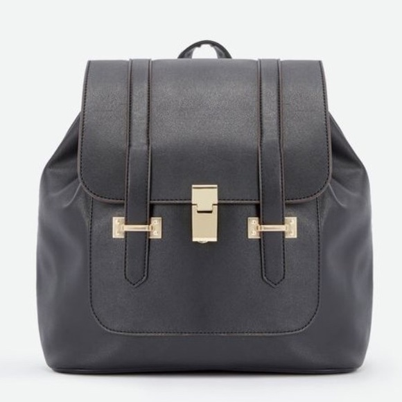Always Cool Backpack JustFab Black 9f4d5801027fe